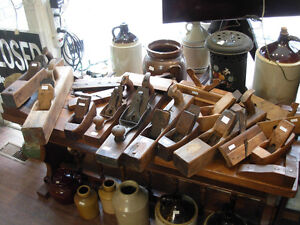 Antique Wood Planers