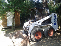 Bobcat 753 Skidsteer Loader *** ON HOLD FOR BUYER ***