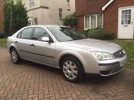 2007 Ford Mondeo 48k miles long MOT, 2 owners, full service history