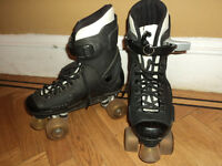 Roller Skates/Quad Boots Size 6