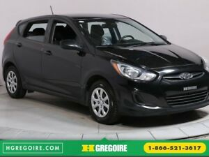 2014 Hyundai Accent L RADIO AM/FM LECTEUR MP3