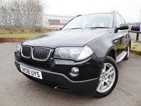 2007 BMW X3 2.0d SE - Lower 4x4 Tax Band - KMT Cars