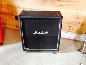 Marshall 1960A 4X12 V30's and G12T-75's