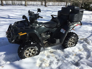 2005 Can Am 2 up Bombardier 400 serviced and ready for summer