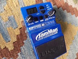 JamManager XT Stereo Looper, Phrase sampler, Backing tracks rec