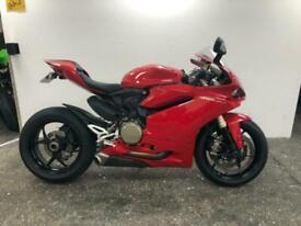 2016 Ducati Panigale 1299 Panigale 1299 Petrol red Manual