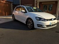 Vw golf 1.6 tdi SE bluemotion tech