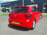 2018 Volkswagen Polo 1.0 SE 5dr Hatchback Hatchback Petrol Manual