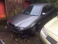 MG-Rover ZS
