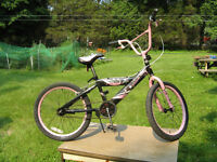 Girls Huffy Bike with 20 inch tires