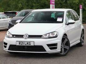 image for 2017 Volkswagen Golf 2.0 TSI R 5dr Hatchback Petrol Manual