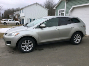 FOR TRADE OR SALE MAZDA CX7 AWD TURBO