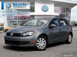 2012 Volkswagen Golf Trendline
