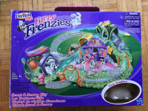 FurReal Friends Furry Frenzies Scoot & Scurry City Set