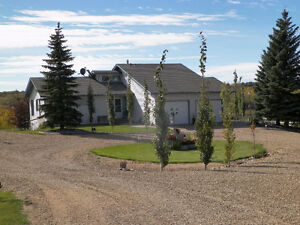 32 ACRES, Walkout bungalow with f/f SHOP and LAKE ACCESS