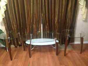 Glass coffee tables. Only Call or text Regina Regina Area image 1