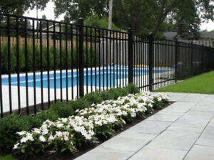 Aluminum Pre-Fab Fence Panels