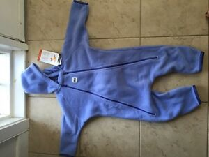 MEC fleece snow suits NEW 18 mo-2year