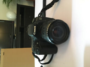 Canon EOS 20D Camera