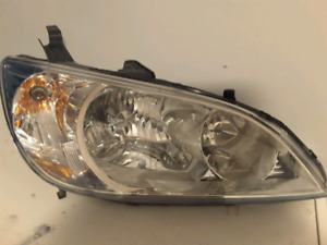 HONDA CIVIC PHARE HEADLAMP HEADLIGHT LUMIÈRE LIGHT LAMP