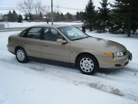 2001 Saturn L-Series $2,988.00 ph:204-771-8252 or text Sedan