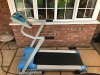 Kirsty Running Machine / treadmill