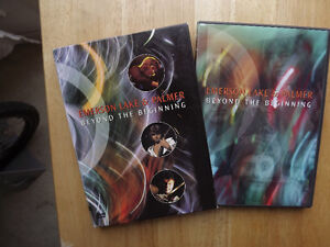 FS: Emerson, Lake & Palmer Live Concert DVD's x2 London Ontario image 4