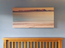 Large canvas photography print