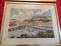 Framed prints of greece by artist simitis