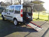 2011 Fiat Doblo Dynamic 9,100 Miles Wheelchair Accessible Disabled Vehicle