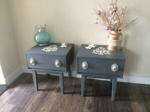 Beautiful Pair of Side/End Tables