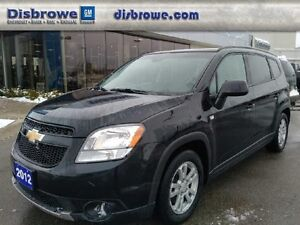 2012 Chevrolet Orlando   All-New Tires, One Owner London Ontario image 9