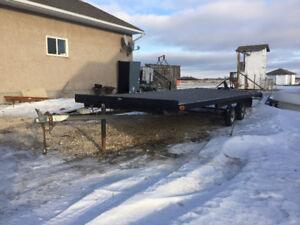 16 foot Utility/ATV trailer