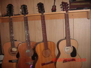 ACOUSTIC 4 STRING BASS N OTHER GUITARS Kawartha Lakes Peterborough Area image 2