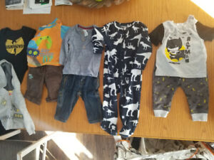 Baby boy clothes 12 month