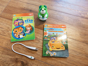 LEAPFROG Tag JR with Umizoomis book