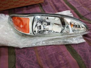 Headlight Assembly  replacement for Ford Escort 97/02
