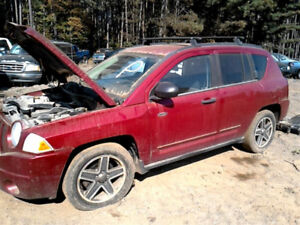 2008 Jeep Compass (J02959) Parts Available