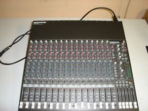 MINT MACKIE 1604 MIXER - SWAP, TRADE OR SELL !!
