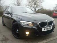 BMW 320 2.0TD ( 184bhp ) 4X4 ( s/s ) Touring Auto 2014MY d xDrive M Sport
