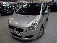 Suzuki Splash SZ3 1.2 + 5 SERVICES + AUG 18 MOT + £30 TAX