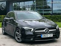2020 Mercedes-Benz A-CLASS A 180 d AMG Line Auto Compact Saloon Diesel Automatic