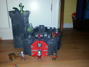 Playmobil Castle set and figures
