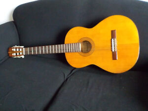 1970 s  mansfield acoustic guitar