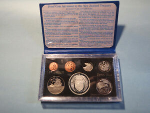 For Sale New Zealand Coin Sets
