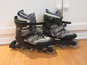 Patins à roues alignées neufs pour femme
