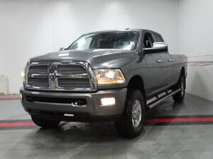 2013 Ram 2500 Laramie Longhorn   - Cooled Seats -  Heated Seats