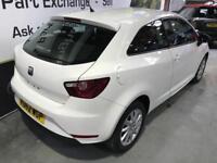 2012 62 SEAT IBIZA 1.4 SE 3D 85 BHP