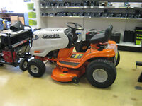 BRS BATTERY LTD  SUMMER SPECIAL ON IN STOCK COLUMBIA TRACTORS