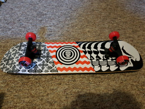 Brand new complete skateboard $55!